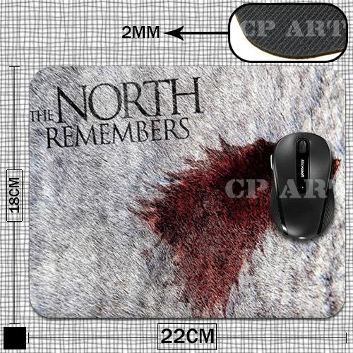Game of Thrones – The North Remembers mousepad