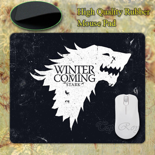 Game of Thrones – Stark – Winter is Coming mousepad