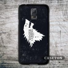 Game Of Thrones, House Stark, Samsung Galaxy Phone Case