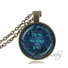Game Of Thrones Westeros Map Pendant Necklace