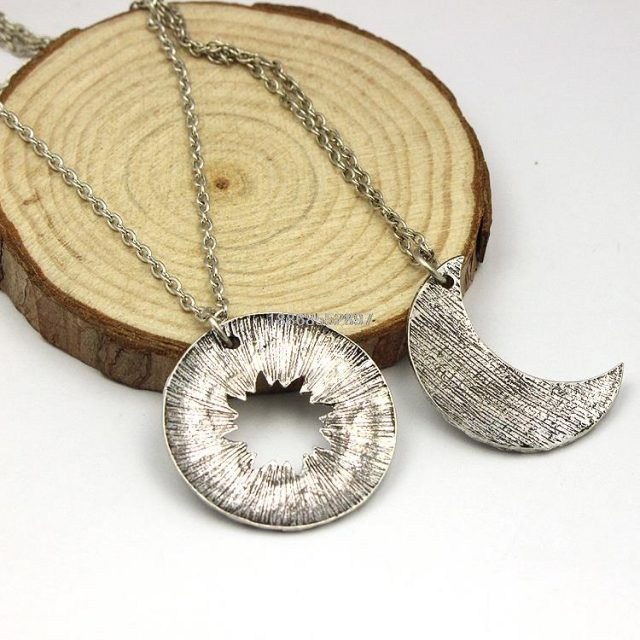 Game of Thrones: Moon of my life, My Sun and Stars, Khaleesi Necklaces