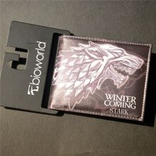 Game of Thrones Short Wallets With Card Holder